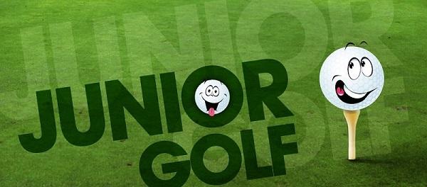 junior golf graphic