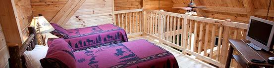 Kitchenette Cabins