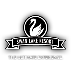 swan lake resort logo